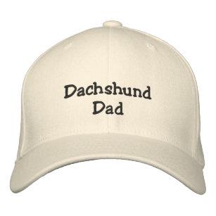 b9151255679 Dachshund Dad Embroidered Baseball Hat