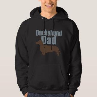"""Dachshund Dad"" Hoodie"