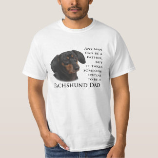 Dachshund Dad shirt