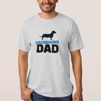 Dachshund dad t shirts