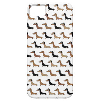 Dachshund design iPhone 5/5S cover