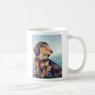 Dachshund Dog Art MUG