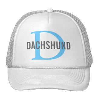 Dachshund Dog Breed Trucker Hat/Cap