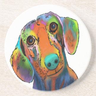 Dachshund Dog Coaster