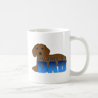 Dachshund Dog Dad Coffee Mug