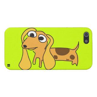Dachshund Dog iPhone 5 Case
