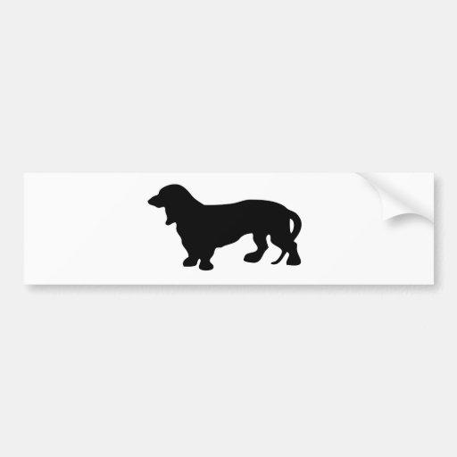 Dachshund Dog Lover Bumper Sticker