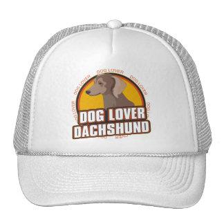 Dachshund Dog Lover Trucker Hat