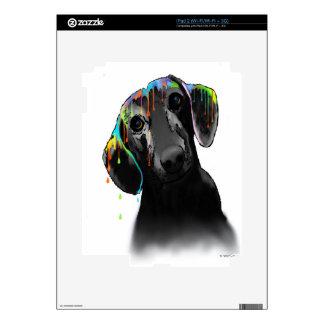 Dachshund Dog Skin For iPad 2