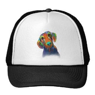 Dachshund Dog Trucker Hat