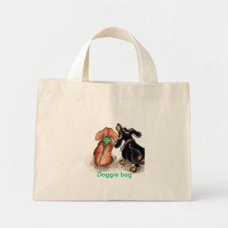 dachshund doggie bag