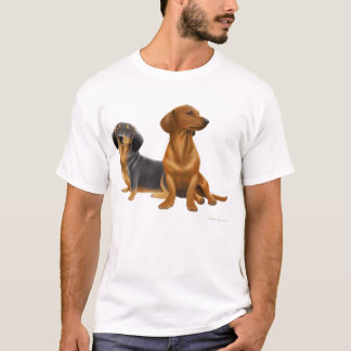 Dachshund Dogs T-Shirt