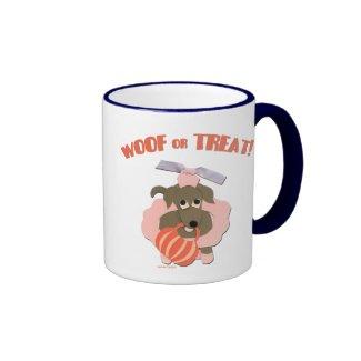 Dachshund Doxie Dog Halloween Coffee Mugs