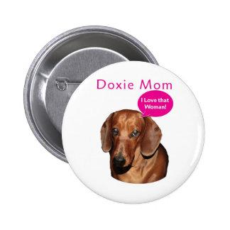 Dachshund - Doxie original artful designs Pinback Button