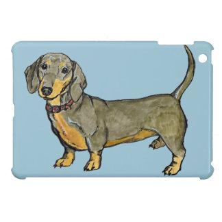 dachshund doxie wiener hot dog iPad mini case