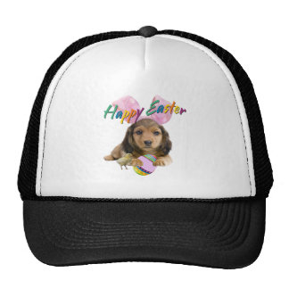 Dachshund Easter Bunny Hats