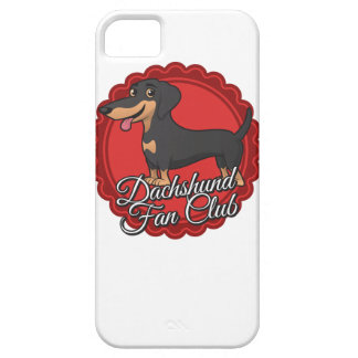 Dachshund Fan Club iPhone SE/5/5s Case