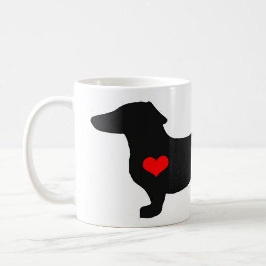 Dachshund Female Sweetheart mug