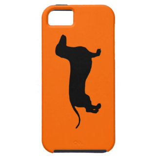 Dachshund iPhone 5 Carcasa