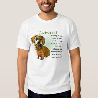 Dachshund Gifts Doxie Lovers Apparel T-Shirt