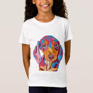 Dachshund Girls T-Shirt