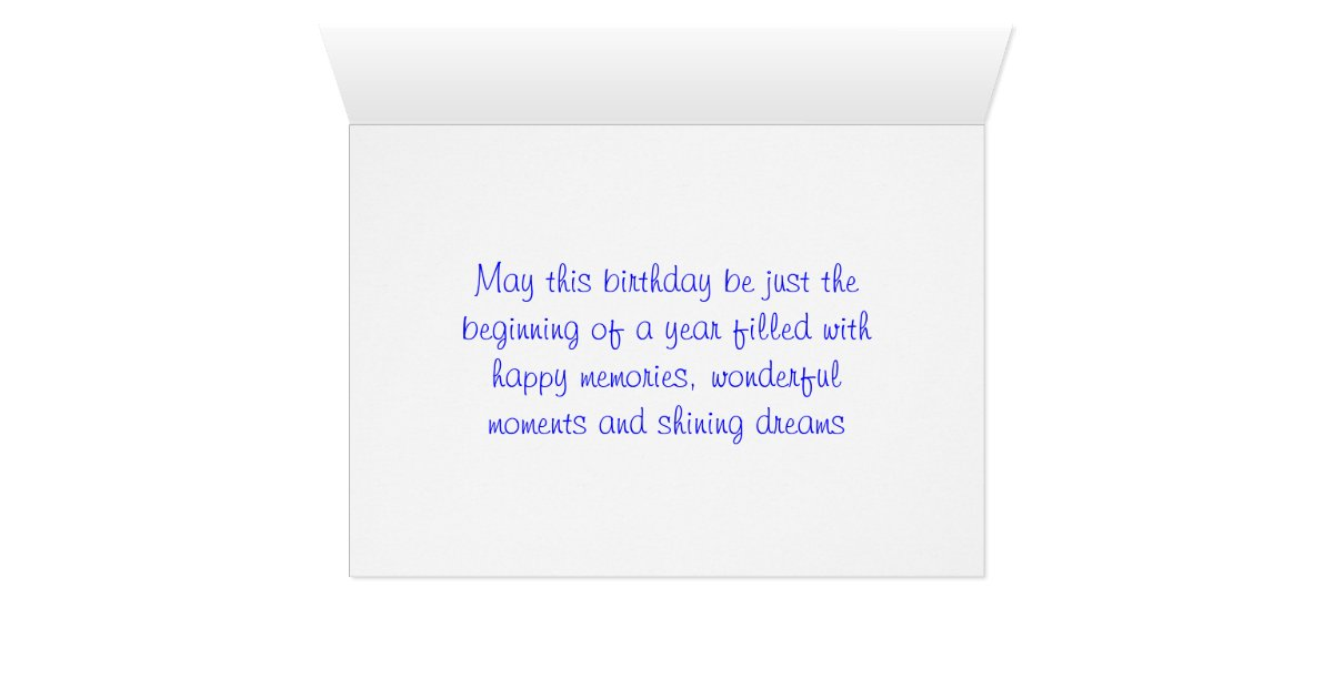 Dachshund Happy Birthday Card Verse Inside Zazzle Com