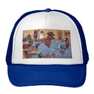 Dachshund Hat Vintage
