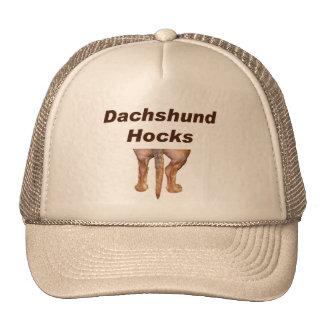 Dachshund Hocks Cap Trucker Hat