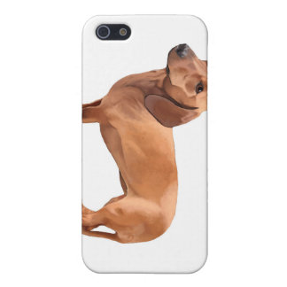 Dachshund i Phone 4 Case