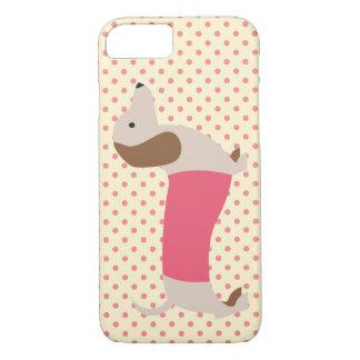 Dachshund I Phone Case Pink Wiener Dog Phone Case