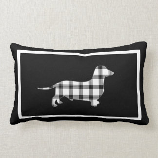 Dachshund Image Pillow