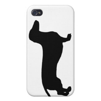 dachshund iPhone 4/4S cover