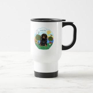 Dachshund (LH - Black-Tan) Mug