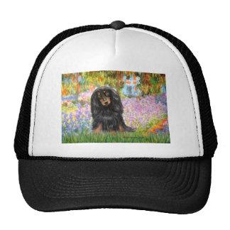 Dachshund (LH-BT) - Garden Trucker Hat