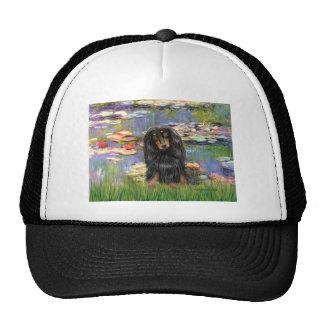 Dachshund (LH-BT) - Lilies 2 Trucker Hat