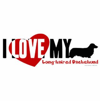Dachshund [Long-haired] Cutout