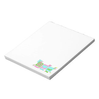 Dachshund [Long-haired] Memo Notepads