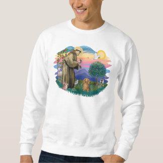 Dachshund (long haired sable) sweatshirt