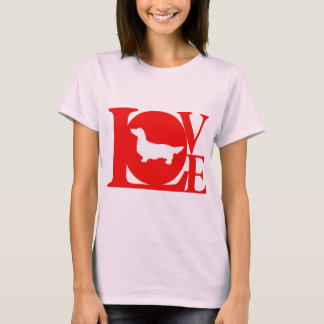 Dachshund Longhaired T-Shirt