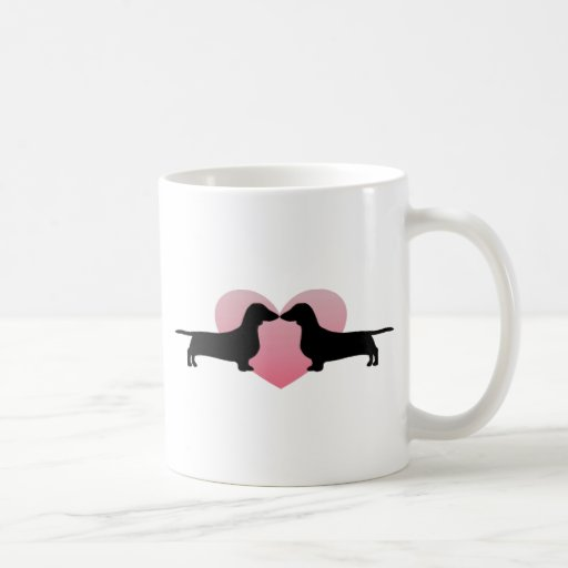 Dachshund Lovers Coffee Mug