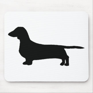 Dachshund Low Mouse Pad