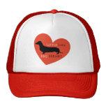 Dachshund Mesh Hat