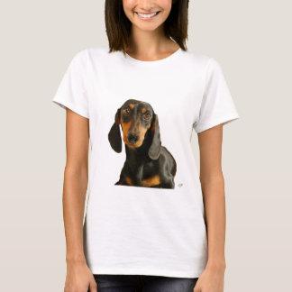 Dachshund ( Mini Brown Short Haired ) T-Shirt