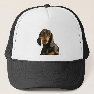 Dachshund ( Mini Brown Short Haired ) Trucker Hat