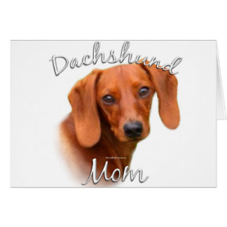 Dachshund Mom 2