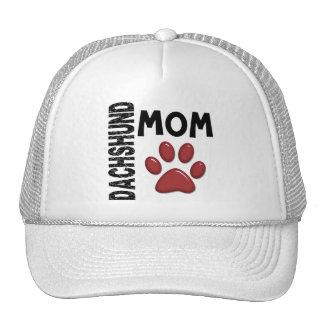 Dachshund Mom 2 Trucker Hat