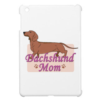 Dachshund Mom 2 Cover For The iPad Mini