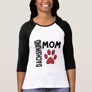 Dachshund Mom 2 Tee Shirt