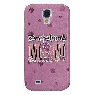 Dachshund MOM Samsung Galaxy S4 Cover