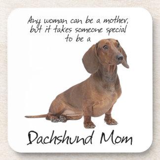 Dachshund Mom Coasters